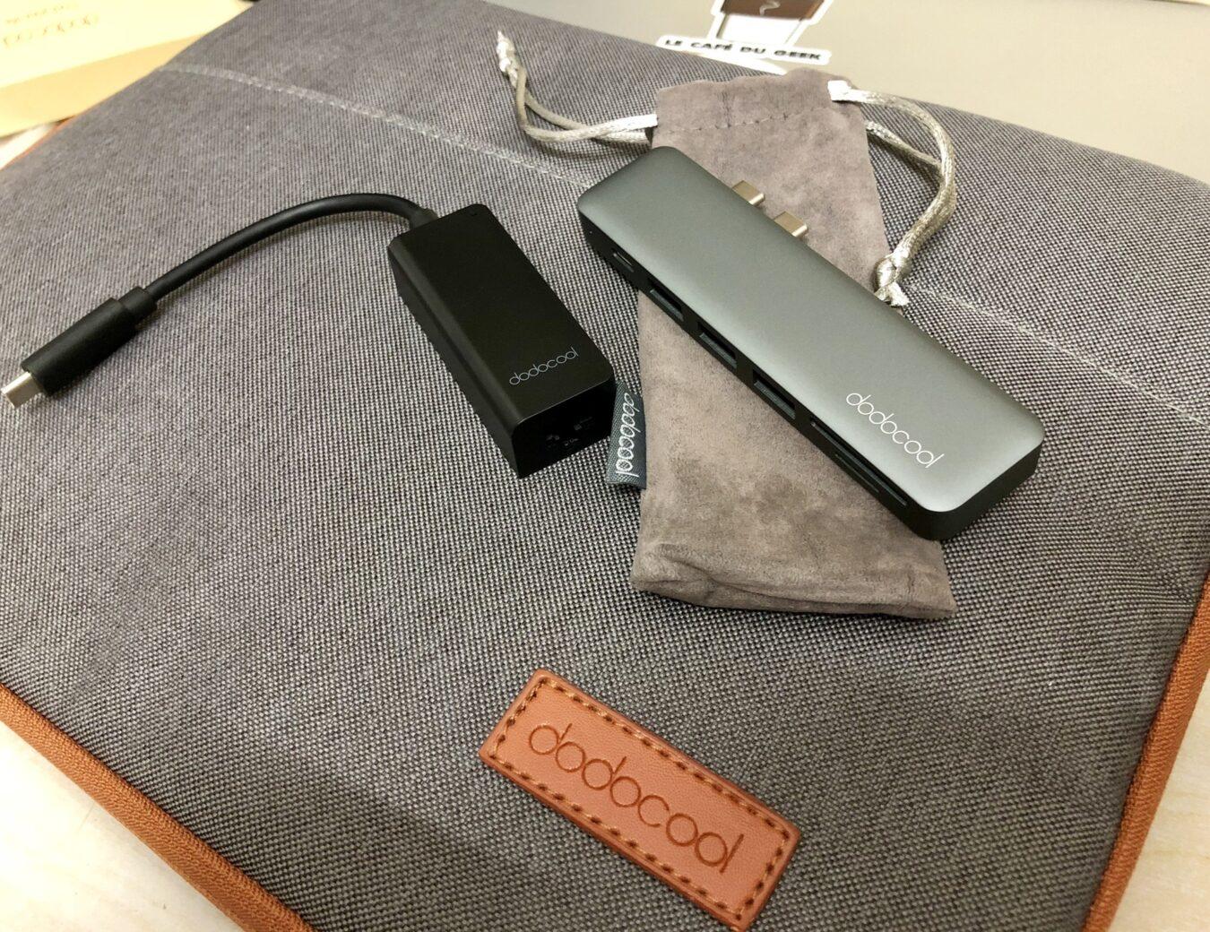 Photo of Utilisateur MacBook Pro : Les 3 accessoires indispensables à avoir (ft Dodocool)