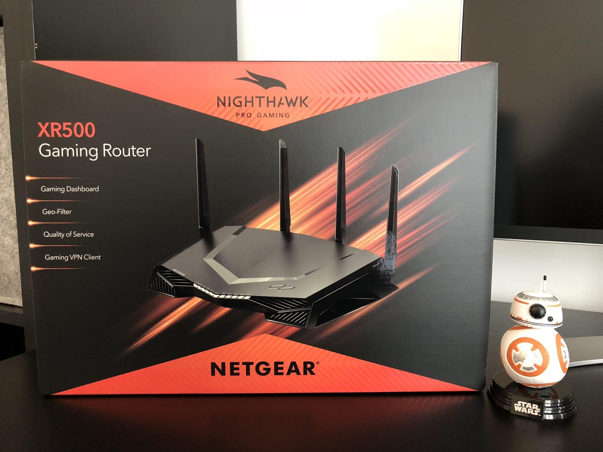 Routeur Netgear XR500