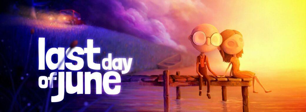 Last Day of June_écran titre