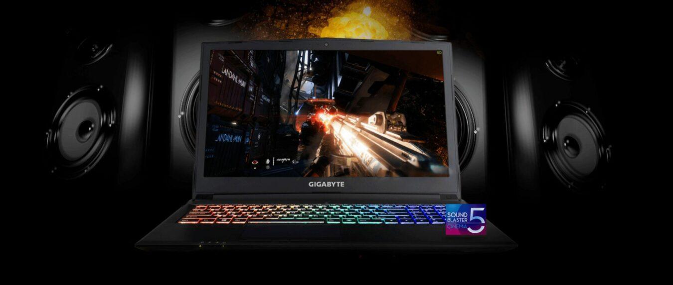 Photo de Gigabyte impressionne avec sa nouvelle gamme d'ordinateurs portables Sabre