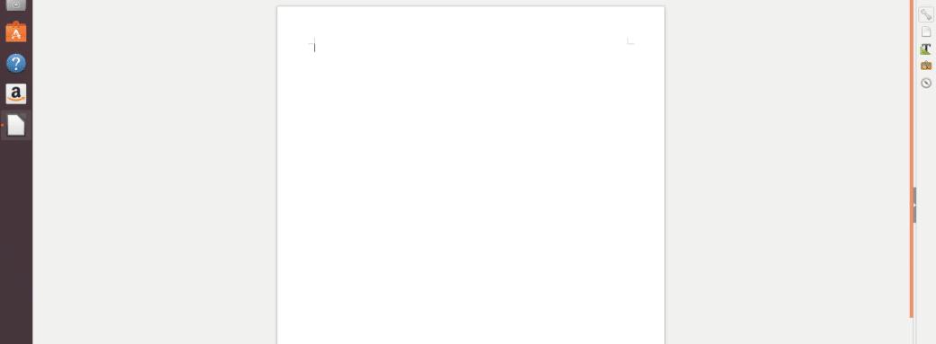 Zbox MI533-Libre Office-Writer