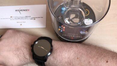 Photo de Test – MyKronoz ZeTime : Chainon manquant de la montre hybride