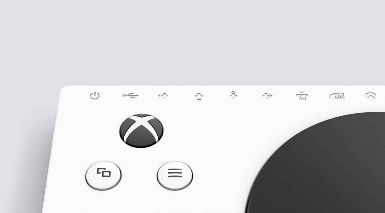 La manette adaptative Xbox