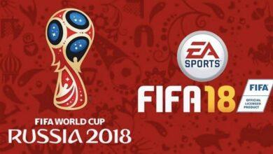 Photo de La mise à jour Coupe du Monde de FIFA 18 arrive la 29 Mai et est gratuite !