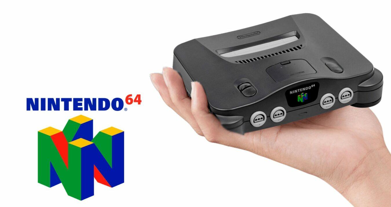 Photo of La Nintendo 64 Mini serait sur le point de sortir