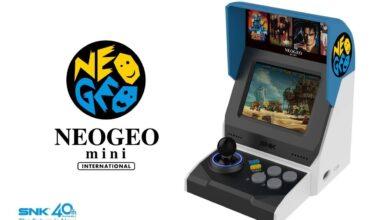 Photo de News – NeoGeo Mini, le retour de la Rolls des consoles de salon