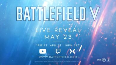 Photo de BF5 – Electronic Arts annonce la sortie de Battlefield 5