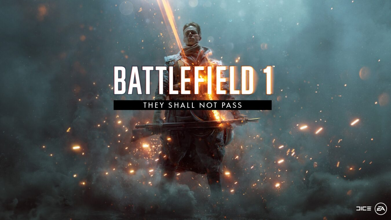 Photo de Téléchargez gratuitement le DLC They Shall Not Pass sur Battlefield 1 !
