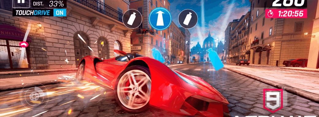 05 Asphalt 9 : Legends