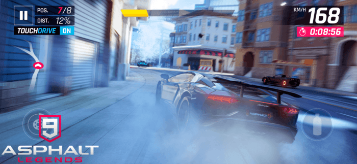 07 Asphalt 9 : Legends