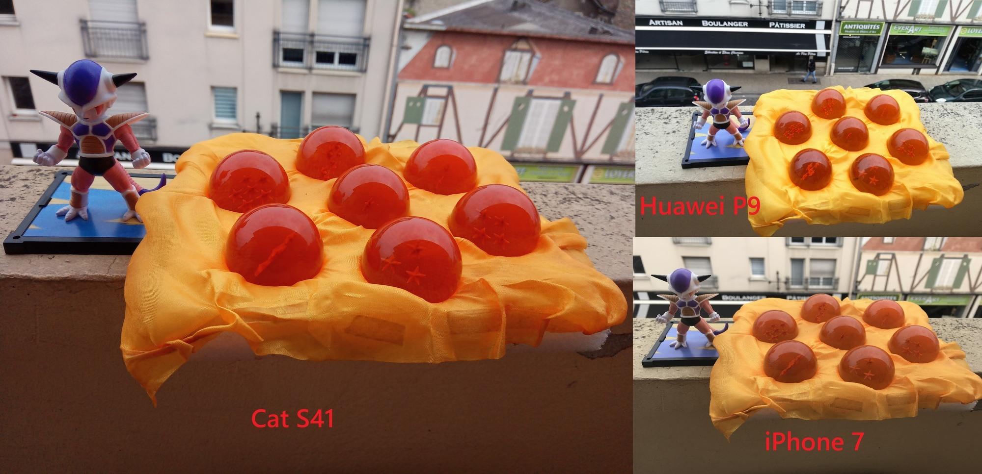 appareil Cat S41