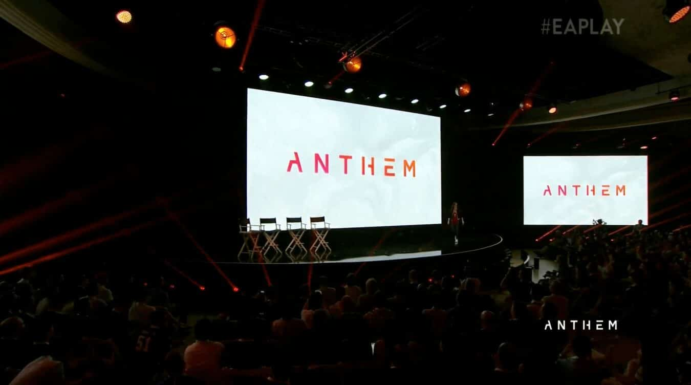 Photo of #E32018 : Electronic Arts débarque avec Battlefield V et Anthem