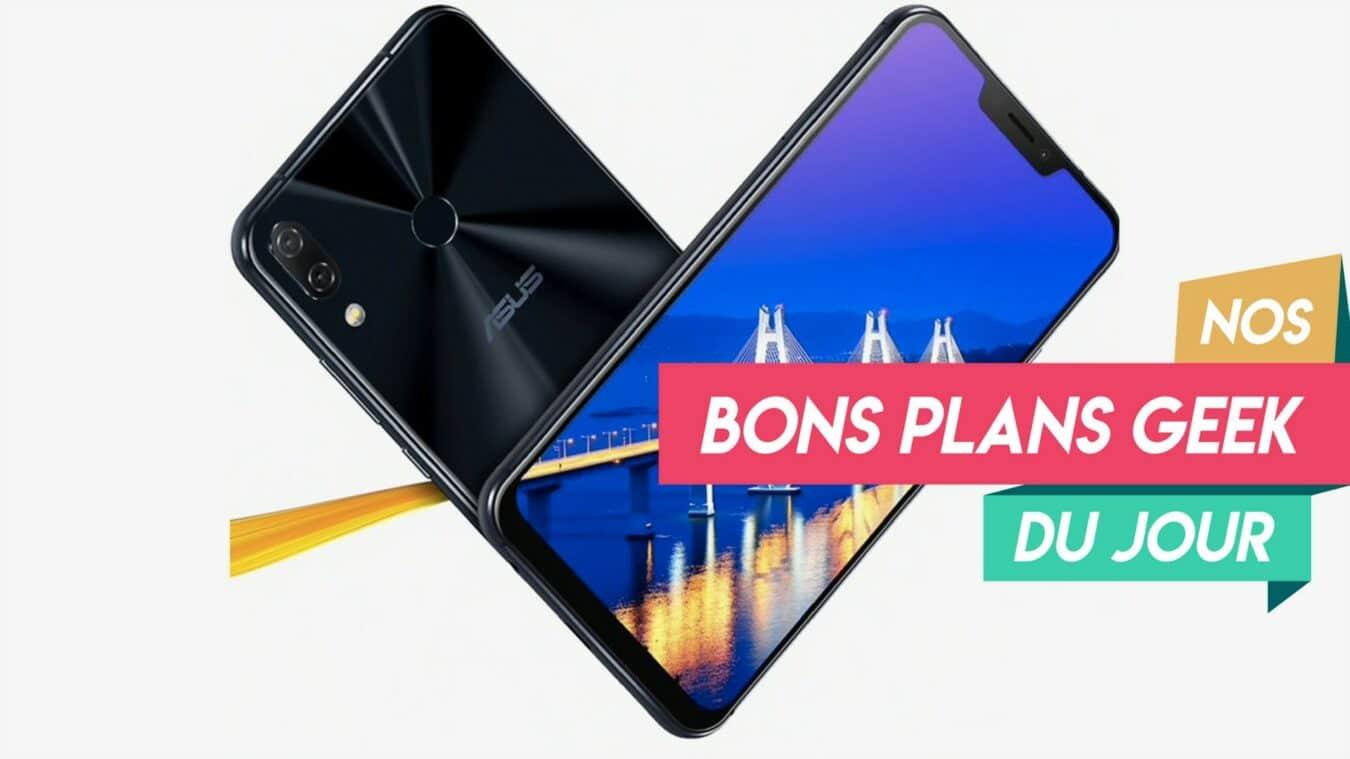 Photo of Le smartphone Asus Zenfone 5 est à seulement 330€ – ? Bon Plan du Jour