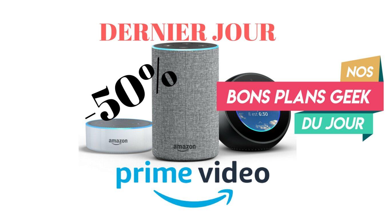 Photo of [DERNIER JOUR] Profitez de la gamme Echo avec Alexa à -50% – ? Bon Plan