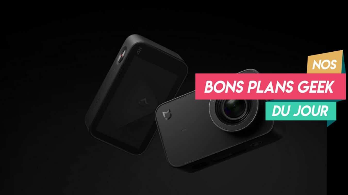 Photo de L'action cam Xiaomi Mijia 4K à 90€ pour la Fête des Pères – ? Bon Plan