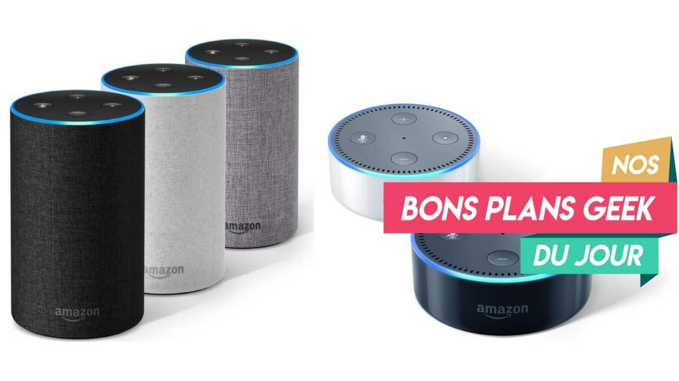 Photo of ? Bon Plan du Jour – 25€ d'économie sur Amazon Echo avec Alexa