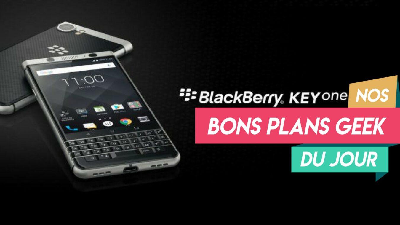 Photo de BlackBerry Key One : Grosse promotion avant l'annonce du Key Two – ? Bon Plan