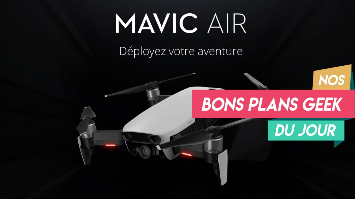 Photo of DJI Mavic Air : drone d'excellence à 650€ – ? Bon Plan du Jour