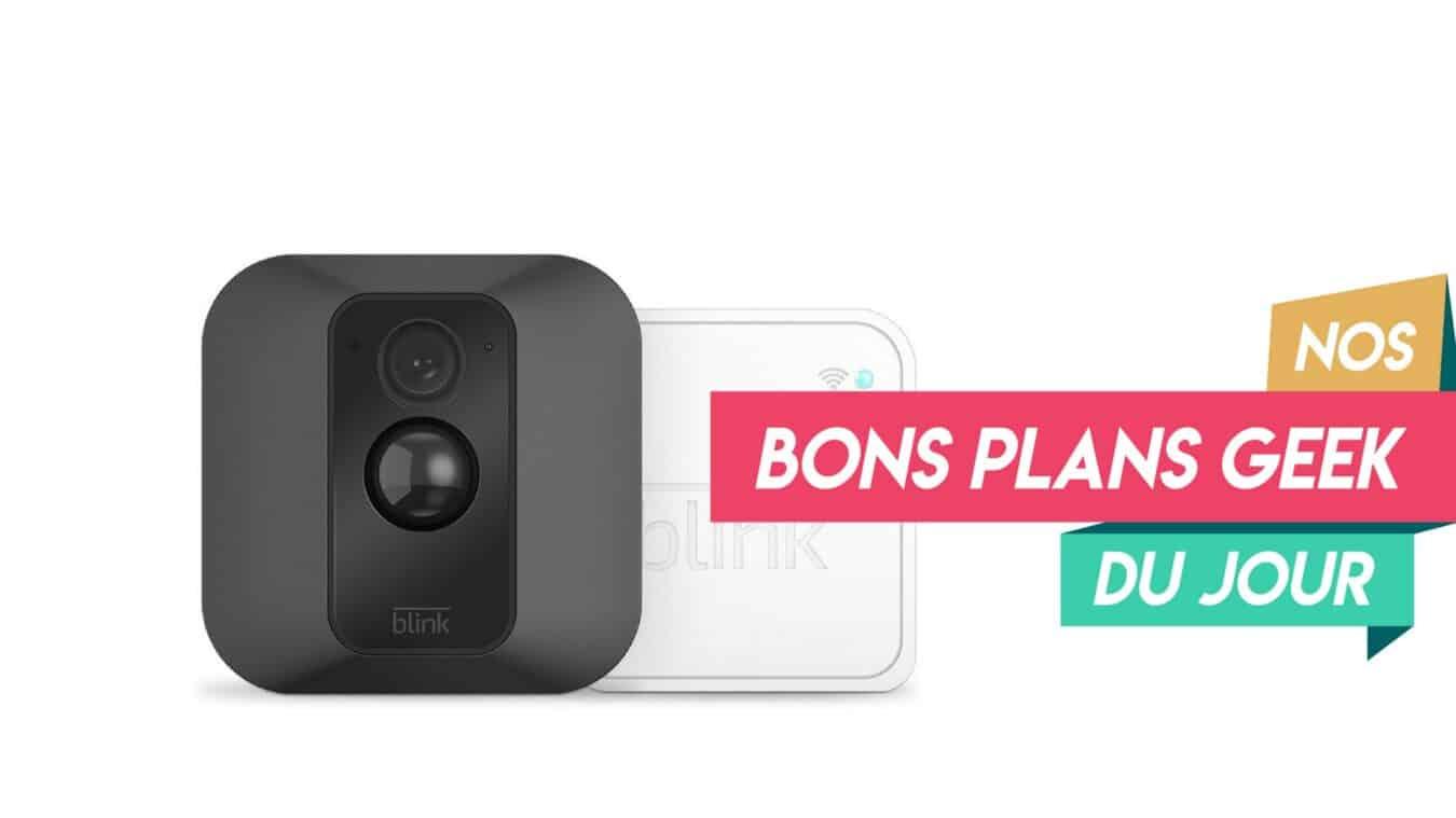 Photo of Blink XT1X, une caméra de surveillance pour un été tranquille ? ? Bon Plan