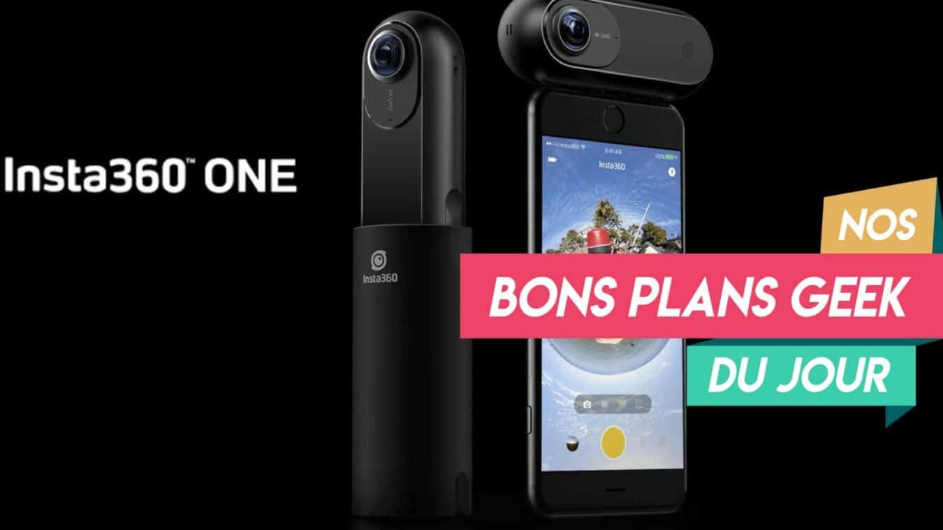 Photo de Insta360 One : Caméra 4K pour une vision à 360° ?- ? Bon Plan