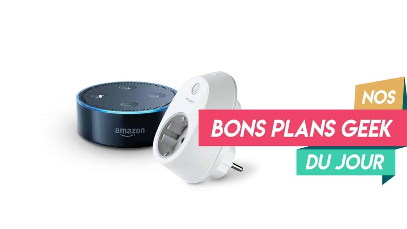 Photo of Echo Dot et TP-Link HS100 à – 51% – ? Bon Plan du Jour