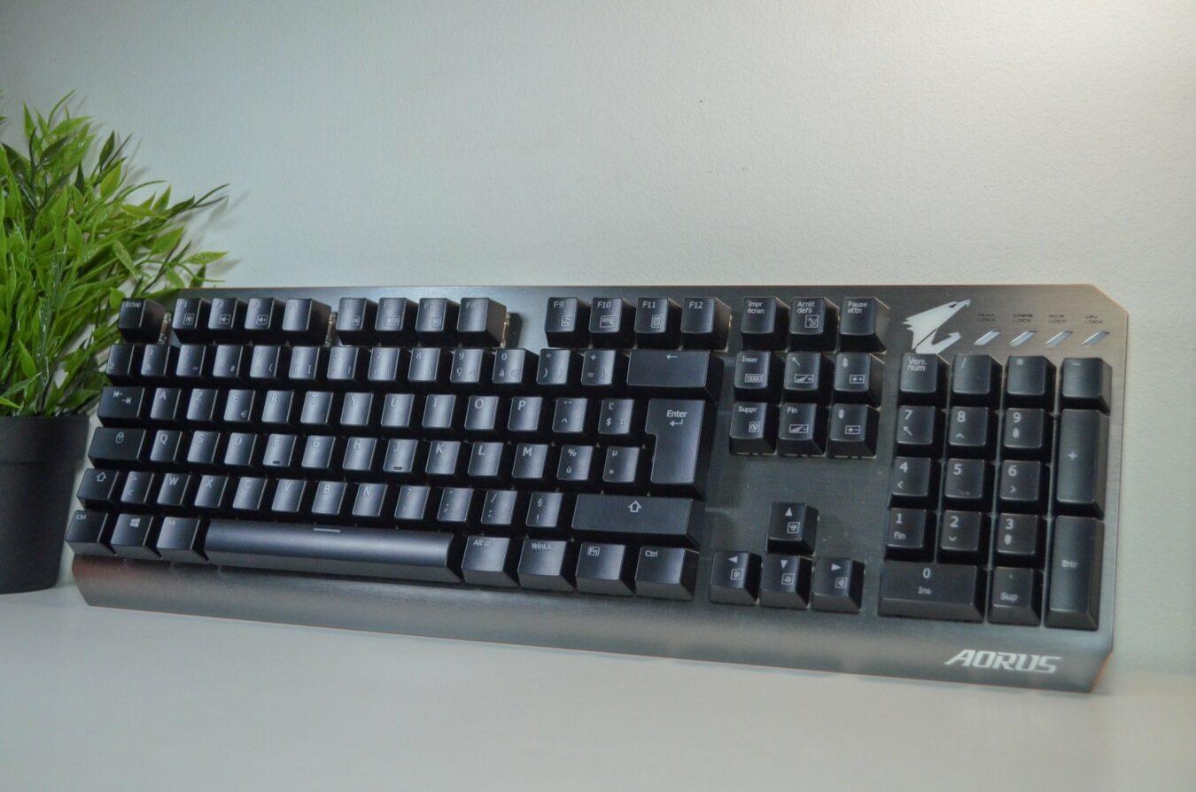 Photo of Test – AORUS K7 : L'entrée en matière du gaming GIGABYTE