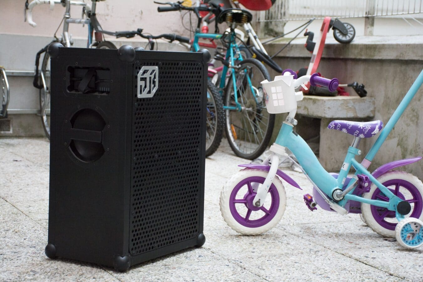 Photo de Test – SOUNDBOKS : L'enceinte des grands enfants