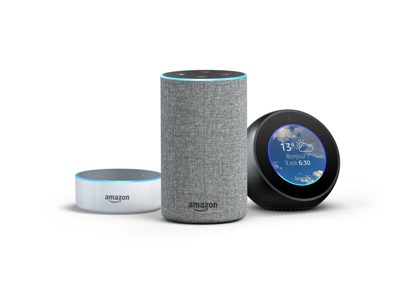 Photo of Alexa arrive enfin en France avec les enceintes Echo