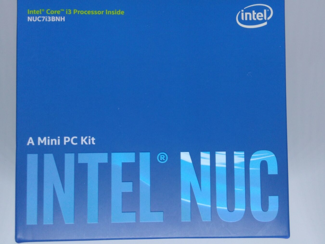 Photo de Test – NUC Intel Le renouveau du mini-PC ultime