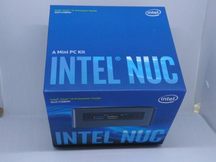 Intel NUC-Packaging
