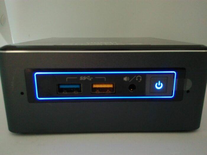 Intel NUC-ON