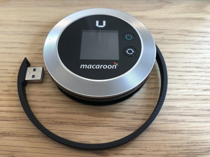 Goo Macaroon recharge