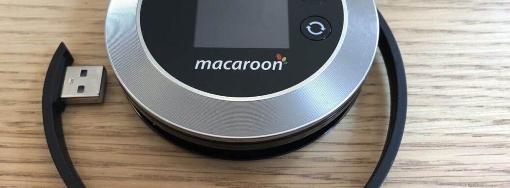 Goo Macaroon