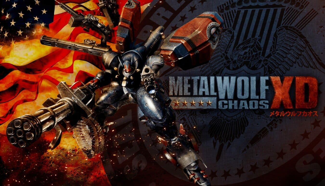 Photo of #E32018 – Metal Wolf Chaos revient avec Devolver dans une version XD