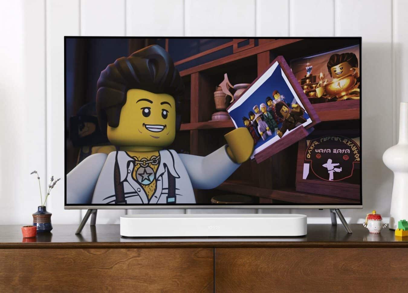 Photo de Sonos Beam – Une nouvelle enceinte intelligente pour la TV et musique