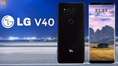 Photo de LG V40 : Premier smartphone avec cinq capteurs photo