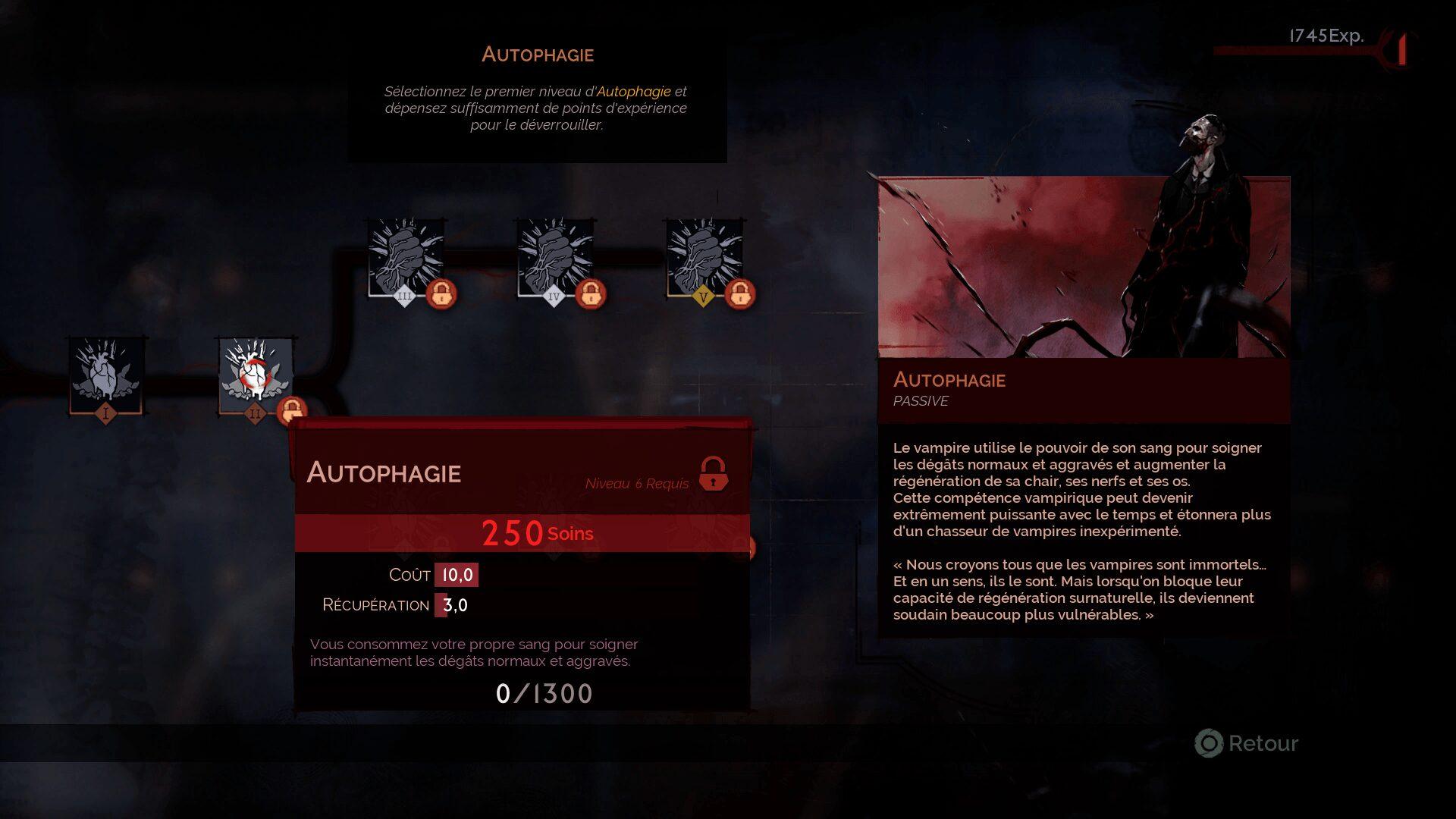 Vampyr_13-Arbre des compétences