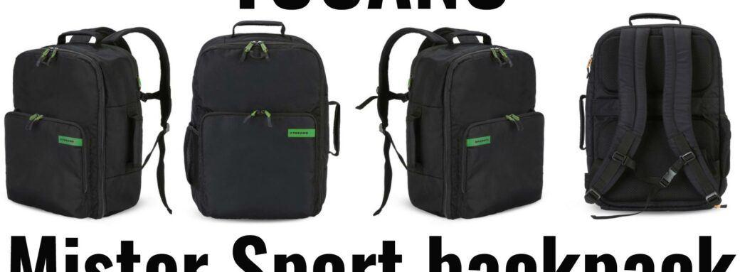 Tucano Mister Sport backpack