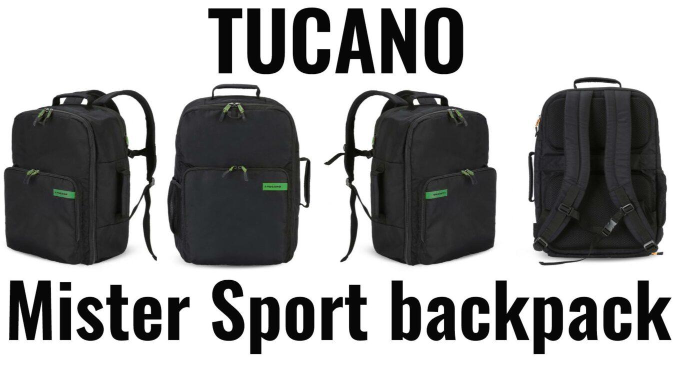 Photo de Test – Tucano Mister backpack : La polyvalence d'un sac par son volume
