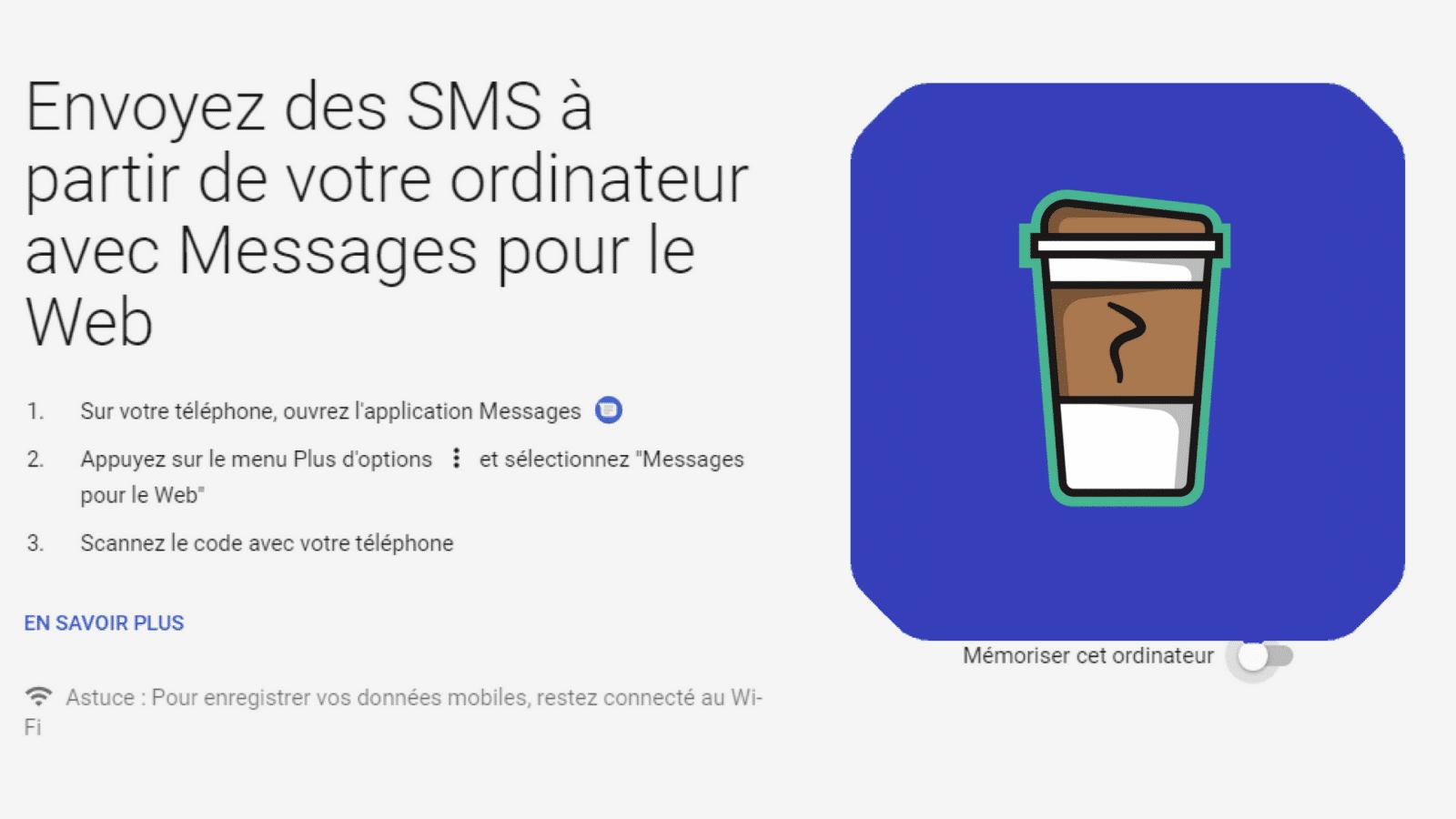 Photo of Comment envoyer des SMS sur PC depuis Android Messages ?