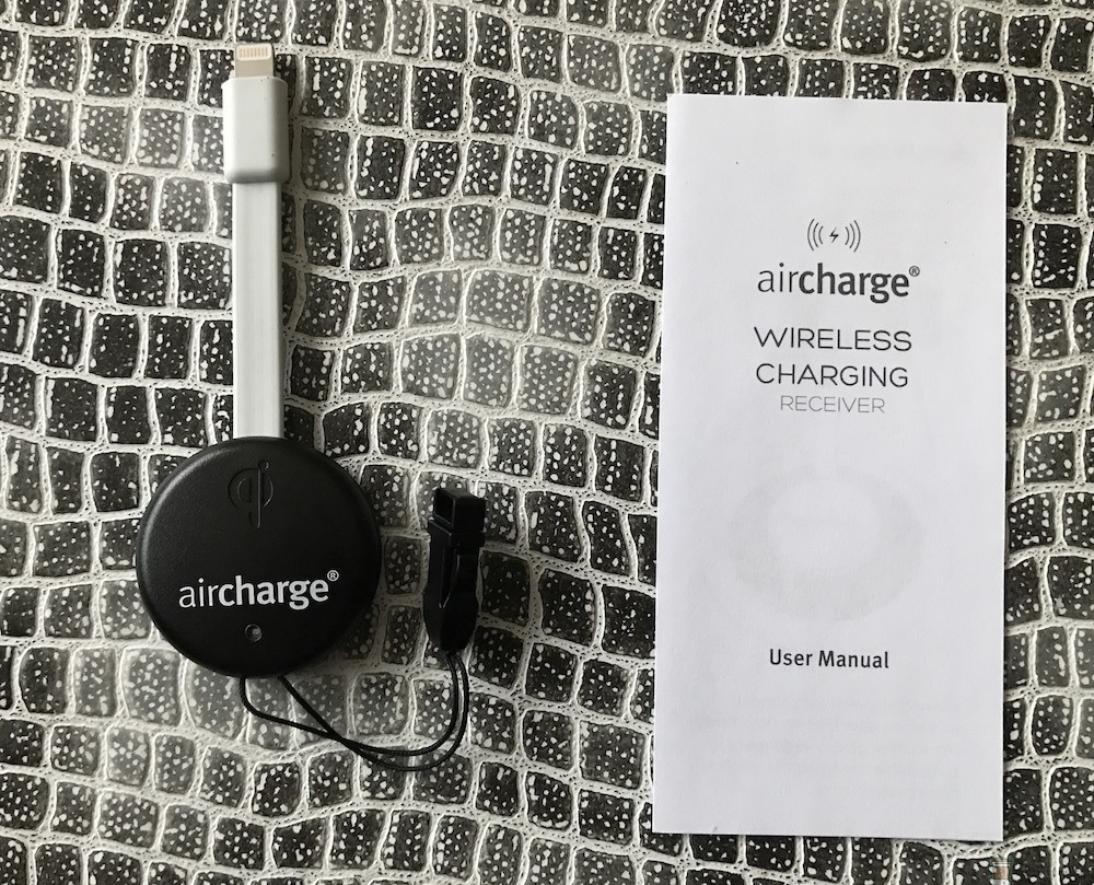 Chargement AirCharge