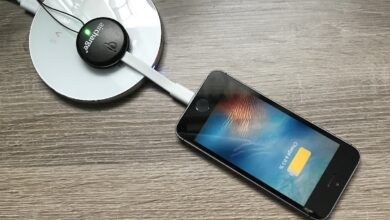 Photo of Test – AirCharge : Récepteur de rechargement par induction pour iPhone 5