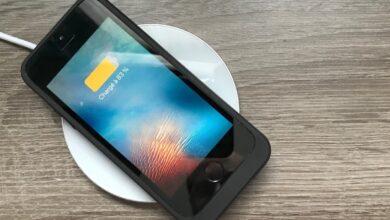 Photo de Test – Coque Adaptateur Qi AirCharge : Ressortez les vieux iPhones