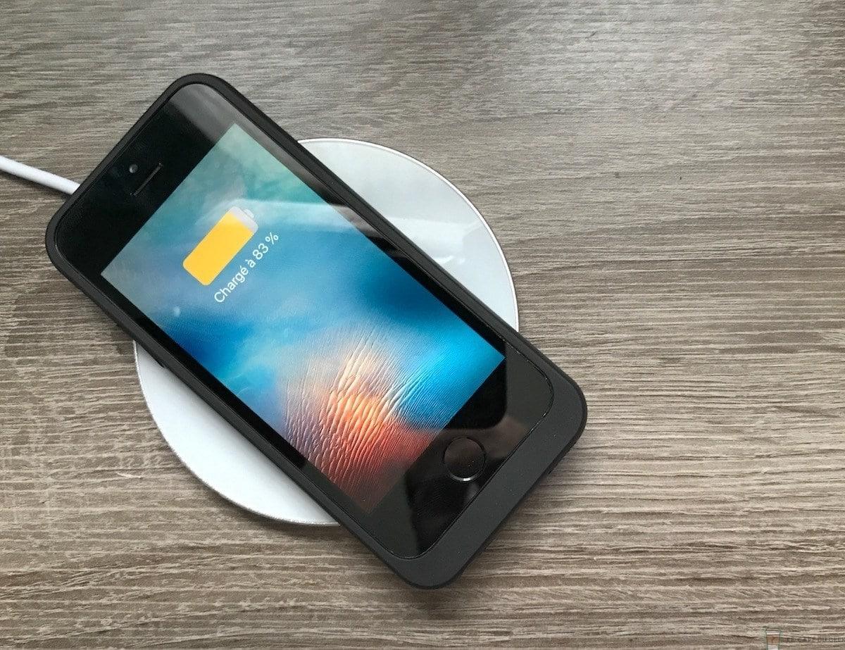coque qi iphone 5