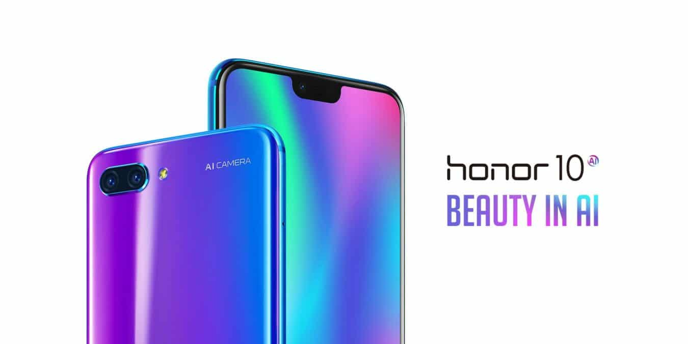 Photo of Honor met à jour son Honor 10