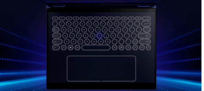 Asus Precog-clavier