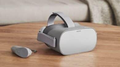 Photo de Oculus Go, le premier casque VR autonome en précommande