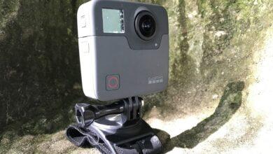 Photo de Test – GoPro Fusion : Une qualité d'image venu d'ailleurs en 360°