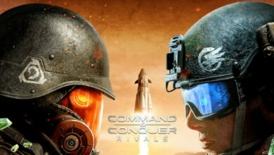 Photo of EA annonce Command & Conquer Rivals sur smartphone