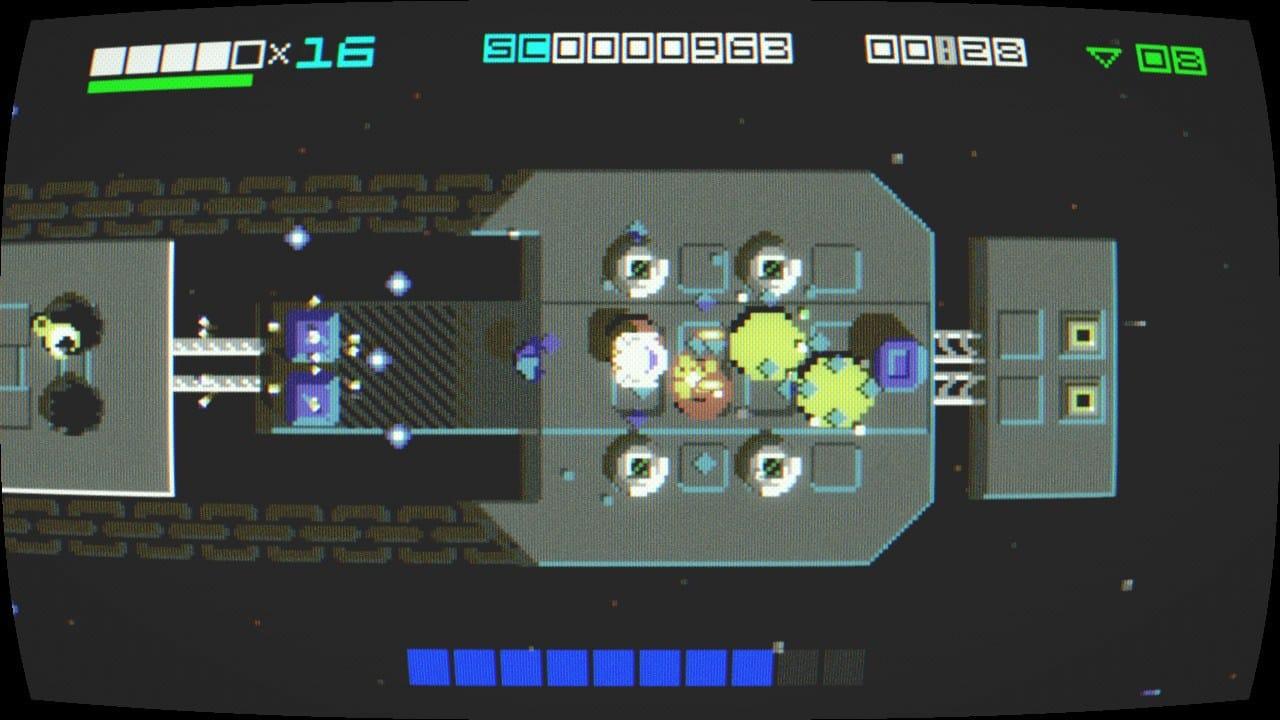 Hyper Sentinel_Mode C64